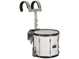 """Groove Percussion MSD1214W 12""""x14"""" Marching Snare Drum with Vest"""