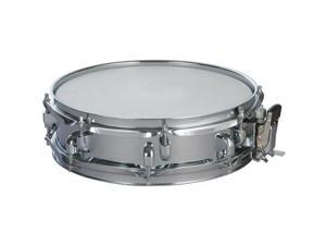"Groove Percussion 3.5"" x 13"" Metal Piccolo Snare Drum"
