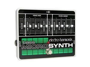 Electro-Harmonix Micro Synth For Bass Effect Pedal