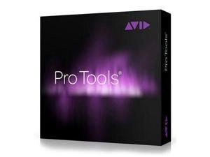 Avid Pro Tools Perpetual License (Boxed)