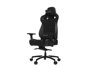 Vertagear Racing Series P-Line PL4500 Ergonomic Racing Style Gaming Office Chair - Black/Black Edition