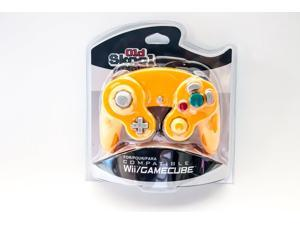 Old Skool GameCube / Wii Compatible Controller - Spice (Orange)
