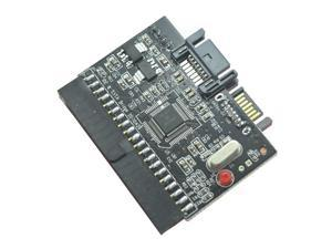 Topwin IDE to SATA or SATA to IDE Converter Adaptor ATA 100/133 Bi-Directional Card