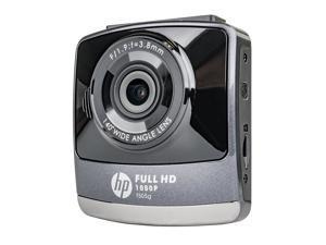 HP F505G Black/Grey 1080P Dash Cam