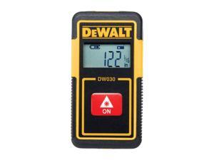 DEWALT Pocket Laser Tape Measure DW030PL