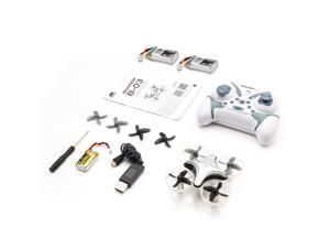 BoldClash BWHOOP B-03 Pro 716 61500rpm Motor EDF RC Quadcopter with 3 x Battery