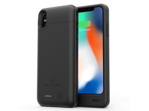 iPhone X Battery Case, ZeroLemon iPhone X 4000mAh Slim Juicer Extended Battery Case Rechargeable Charging Case for iPhone ...
