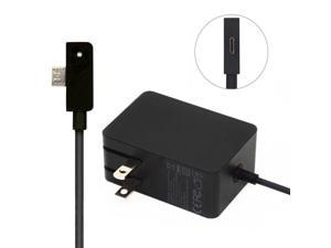 Microsoft 13W 5.2V 2.5A AC Power Adapter Wall Charger for Surface 3 Tablet - 1623