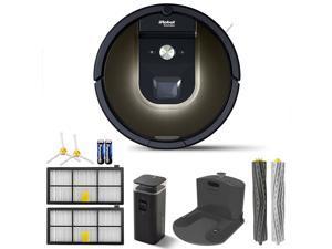 iRobot Roomba 980 Automatic Robotic Vacuum Cleaner, Works with Amazon Alexa and Google Home