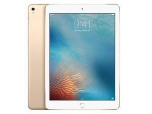"Apple 9.7"" iPad with WiFi + Cellular, 32GB, Gold (2017 Model)"