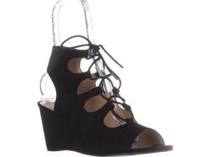 ba32d02e15fe AR35 Suriya Lace-Up Wedge Sandals