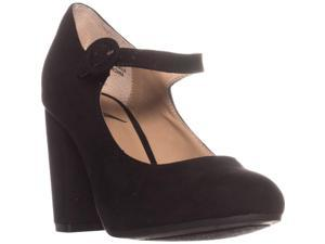 4a734bd72b AR35 Eilena Mary Jane Pumps, Black, 9.5 US