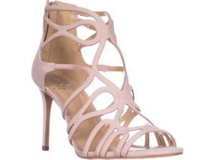 924fedb2e34e Vince Camuto Lorrana Peep Toe Heeled Sandals