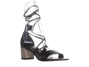1a1c3db8690 Calvin Klein Natania Lace-Up Dress Sandals