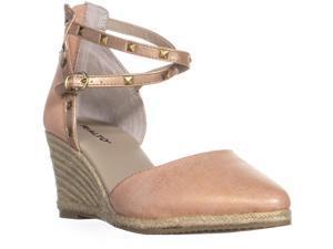 814745fec27768 Rialto Shoes Campari Pointed Toe Wedges