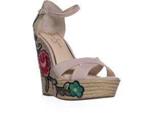 65d85987be4c Jessica Simpson Apella Wedge Espadrilles Sandals