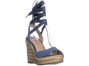 1cdd36ec5bd Steve Madden Secret Lace Up Espadrilles Sandals