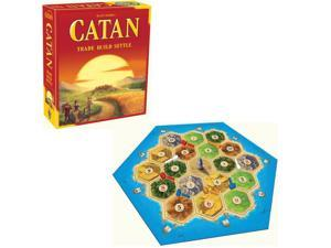 Settlers of Catan 5th Edition (2015) - Board Game by Mayfair Games (3071)