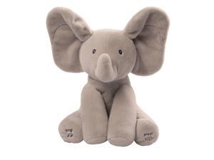 Flappy Elephant Animated - Baby Stuffed Animal by GUND (4053934)
