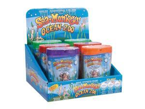 Sea Monkeys Ocean Zoo (One Random Color) - Science Kit by Schylling (23232)