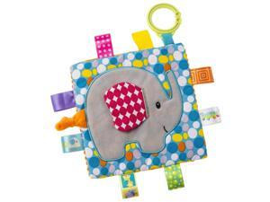 Taggies Little Leaf Elephant Character Blanket Mary Meyer 40185