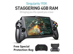 JXD S192K 7 inch 1920X1200 Quad Core 4G/64GB New Handheld Game Player 10000mAh Android 5.1 Bluetooth 4.0 Tablet PC Video Game Console Supports Andriod Games PC Games 18 simulators Games