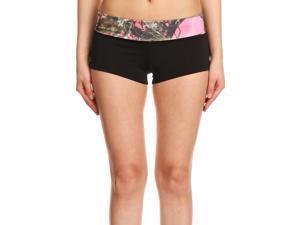 83fa4ba9ac5 Women s Camo Booty Shorts Authentic True Timber ...