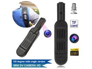 1080P Hidden Camera HD Video Recorder Mini DV DVR Wide Angle Sport Camcorder Smart Voice Recording Audio Stereo Recorder Pen