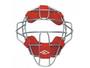 Easton Speed Elite Red Traditional Catcher's Face Mask