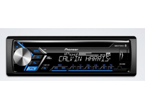 Pioneer DEH-S4010BT CD Receiver with Mixtrax, Built-in Bluetooth Power Output: Peak: 50 watts x 4 channels RMS: 14 watts x 4 channels Front USB Port and AUX Input