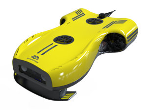 Professional 4K Underwater Drone with Camera for Live Streaming ROV Diving Submarine Robot for Deep Water Searching Rescue Exploration Fishing Study