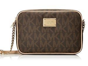 b650fa3f303d Michael Kors Jet Set Large Crossbody ...