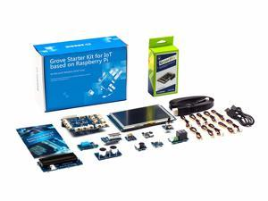 """Grove Starter Kit for IoT based on Raspberry Pi with 5"""" Display"""