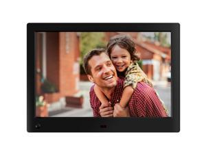 NIX Advance - 10 inch Widescreen Digital Photo & HD Video (720p) Frame - 8GB USB Included / X10H - Includes 8GB USB Stick