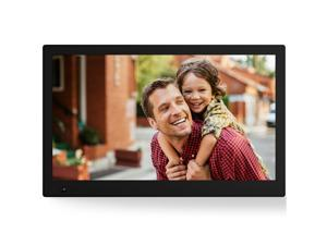 NIX Advance 17.3 inch Hi-Res Digital Photo & HD Video Frame with Motion Sensor (X17B) - Includes 8 GB USB Stick