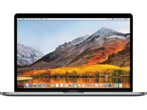 "Apple MacBook Pro 15.4"" Retina True Tone Laptop (Touch Bar, 8th Gen 6-Core Intel Core i7-8750H 2.20GHz, 16GB RAM, 1TB SSD, AMD Radeon Pro 555X 4GB) Silver - A1990 MR932LL/A (Mid 2018) NEW-OPENBOX"