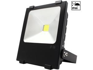 TORCHSTAR 50W High Power Outdoor 4300lm LED Flood Light, LED Flood Light, 6000K Daylight Security Light