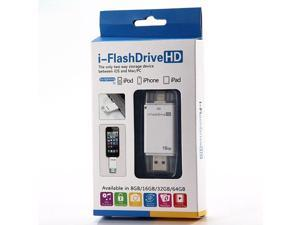 16GB USB i-Flash Drive U Disk 8pin Memory Stick Adapter For iPhone 5 5S 6 plus (Althemax)