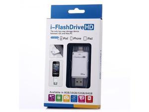 64GB USB i-Flash Drive U Disk 8pin Memory Stick Adapter For iPhone 5 5S 6 plus (Althemax)