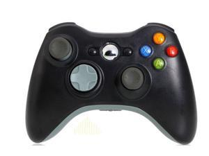 Wireless Game joysticks Remote Controller for Microsoft Xbox 360 Console - Black (Althemax)