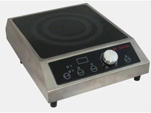 SUNPENTOWN SR-183C 1800W Countertop Commercial Induction Range