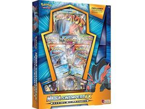 Pokemon TCG Mega Swampert EX Evolution Premium Collection Box Sealed