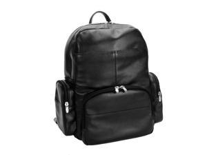 S Series CUMBERLAND 15 Inch Leather Dual Compartment Laptop Backpack 5eb8a5b6f3630
