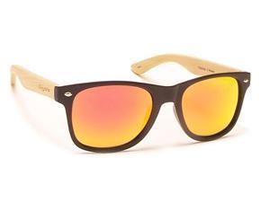 e245ace7d1 Coyote Eyewear Woodie Polarized Sunglass with Natural Wood ...