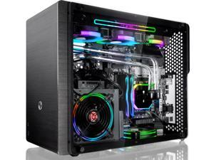 OPHION M EVO ALS, a SFF chassis (m-ATX) is designed to fulfil a smallest case built with max.Possibility high-end, gaming and standard components. Looking for a best of best? OPHION M EVO is the one.