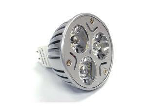 MR16 3x1 Watt LED Spot Light Bulb 20W White for Track ...  sc 1 st  Newegg.com & 20W mr16 led - Newegg.com