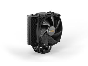 be quiet! Dark Rock Slim, CPU Cooler, 180W TDP, Silent Wings 3 120mm PWM fan, compact construction
