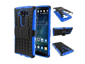 for LG G4 Pro Case, Hard PC+Soft TPU Shockproof Tough Dual Layer Cover ...