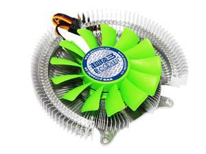 PC Cooler K81 GPU VGA Cooler 80mm Cooling Fan with Heatsink For Graphics Card NVIDA Geforece4, ATI Radeon