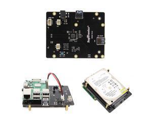 X820 V3.0 2.5 inch SATA HDD/SSD Storage Expansion Board for Raspberry Pi 3 Model B/ 2B / B+